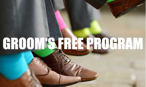 Groom's Free Program